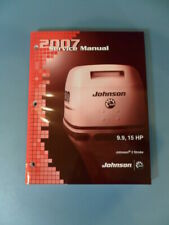 BRP Johnson 2007 SU 2 Stroke Service Manual 9.9, 15HP 5007207