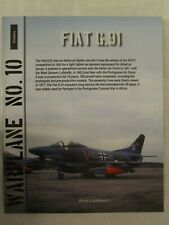 Fiat G.91 (Warplane No. 10)