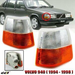 Indicator Corner Signal Lights Lamp Volvo 960 MK2 MK1 90-96 & 940 MK1 1990-1998'