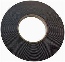 SELF ADHESIVE MAGNETIC TAPE/STRIP  10m FOR SECONDARY GLAZING FOR DARK WINDOWS