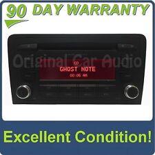 Audi A3 Concert 2 Radio Receiver Stereo CD Player Sat AM FM 8P0 035 186 Q OEM