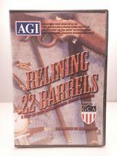 Relining 22 Barrels Gunsmithing Dvd Agi Video Gunsmith .22 Re-Lining