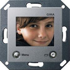 Gira 1286 26 Türkommunikation TFT Farbdisplay System 55 Farbe alu 128626