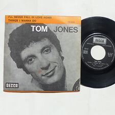 TOM JONES I ll never fall in love again 72098 JUKE BOX