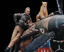 Legend 1/35 US Fighter Pilot from 1st AVG Flying Tigers with Leopard WWII LF0031