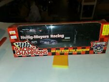 Dick Trickle #90 Racing Champions 50th Anniversary Nascar Transporter & Car