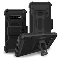 OutDoor Shockproof Case Holster Clip Cover For Samsung Galaxy Note10/S10/S10e