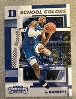 2019-20 PANINI CONTENDERS DRAFT PICKS SCHOOL COLORS - PICK YOUR PLAYER