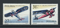 Pologne N°2620/21** (MNH) 1982 - Coupe d'Europe d'avions