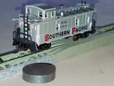 Atlas Cupola Caboose Southern Pacific with End of Train LED