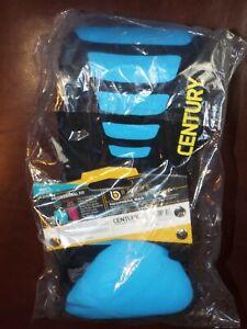 Men's Century Brave Neoprene Bag Gloves (Blue/Black) Size S/M