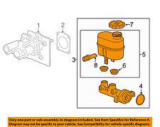 GM OEM-Brake Master Cylinder 22989338