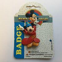 Monogram - Sorcerer Mickey Badge / Pin Disney Pin 6499