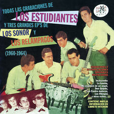 LOS ESTUDIANTES/SONOR/RELAMPAGOS-CD