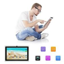 """New 7"""" Smart Tablet PC Android 4.4 Camera Quad-core 4GB WiFi Kids Gift Children"""
