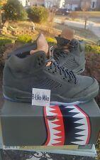 NEW DS Nike Air Jordan Retro 5 V TAKE FLIGHT Premium Sequoia 881432-305 Dust Bag
