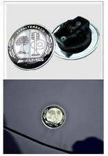 Affalterbach Tree AMG 57mm Flat Hood Bonnet Logo Emblem Badge Ornament For Benz