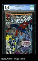 Marvel - Amazing Spider-Man #359 (First cameo app. Carnage Symbiote) - CGC 9.4