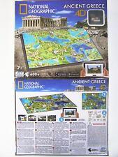 4D Cityscape Time Puzzle Ancient Greece