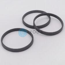 3 x anillas de centrado anillo distanciador llantas de aluminio t32-sl706p 76,0 - 70,6 mm Mak, TSW-nuevo