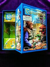 Carcassonne Expansion 2 - Traders & Builders, EMPTY BOX, Spare, Replacement