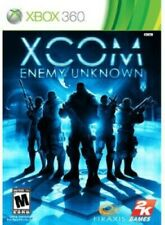 Xcom Enemy Unknown XBOX 360 Role Playing (Video Game)