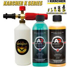 Autobrite Magifoam & SuperFoam + Snow Foam Lance GOLDFINCH Heavy Duty KARCHER K