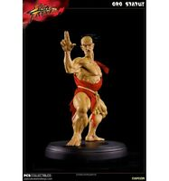 Pop Culture Shock Street Fighter Estatua Oro