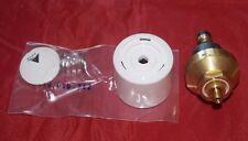 FRANKE Aquarotter Oberteil AQUA für WC-Druckspüler DN 20  26002032 (M2)