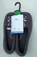 M&S Ladies Slippers Size 4 UK
