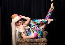Lady Gaga UNSIGNED photo - P1578 - GORGEOUS!!!!!