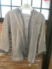 Babies Grey Jacket Striped Design age upto 6-9 months (NEW)