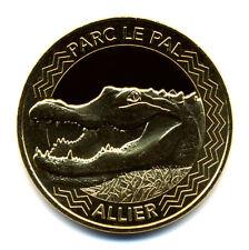 03 DOMPIERRE-SUR-BESBRE Le Pal, Alligator, 2017, Monnaie de Paris