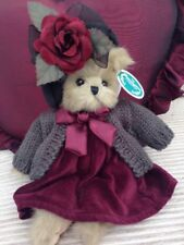 LIMITED COLLECTABLE SERIES LAUREN 1610 BEARINGTON COLLECTION BEAR