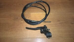 PEUGEOT BUXY 50 ** REAR BRAKE LEVER PERCH & CABLE **