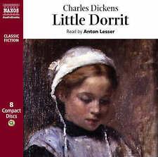 AUDIOBOOK - LITTLE DORRIT NEW CD