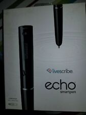 2gb Livescribe Echo smartpen plus notebooks and ink refills