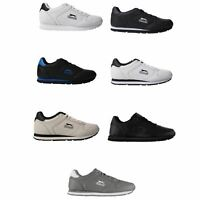Slazenger Classic Trainers Mens Athleisure Footwear Shoes Sneakers