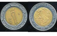 MEXIQUE 1 peso 1996  ANM