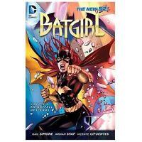Batgirl Vol. 2: Knightfall Descends [The New 52] [Batgirl: The New 52] Simone, G
