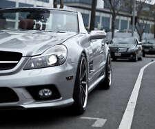 2003-12 Mercedes Benz SL Class Adjustable Lowering Kit Links Air Suspension
