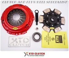 XTD STAGE 3 RACE CLUTCH KIT FITS FOR 1986-2001 NISSAN MAXIMA I30 3.0L V6