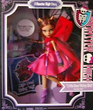 MONSTER HIGH CLAWDEEN WOLF SCARY TALES DOLL