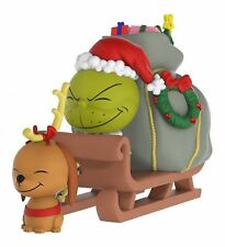 Funko 21758 Dorbz Ridez The Grinch Max and Sled Figure Standard