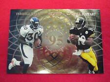 1998 Playoff Momentum Class Reunion jumbo football card   Kordell Stewart