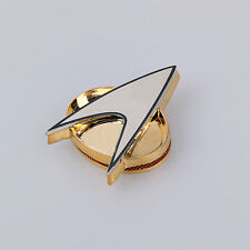 Star Trek Badge The Next Generation Communicator Magnetic Badge Cosplay Props