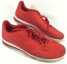 5dbe7e52da65ac GUC Men s NIKE Cortex Ultra Red Running Shoes Sz 13