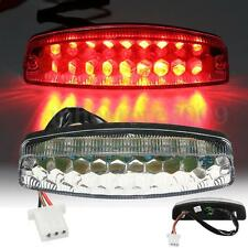 LED Rear Tail Brake Light For 50 70 110 125cc ATV Quad TaoTao Nst Sunl Chinese !