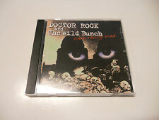 "Doctor Rock and the wild bunch ""Stark raving mad"" Rare cd 1994 Outlaw records"