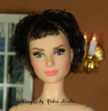 Audrey Hepburn Roman Holiday~Model Muse Barbie Doll~2013~NUDE